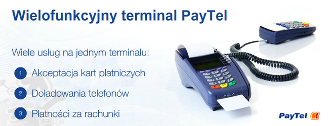 Terminal płatniczy Piła, Chodzież